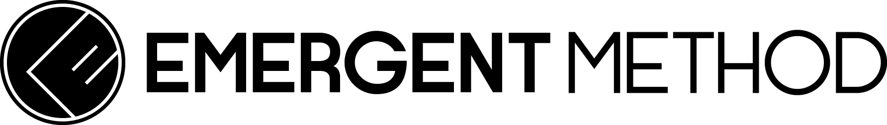 Emergent Method Primary Logo